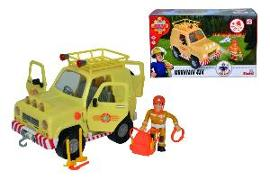 Cover-Bild zu Feuerwehrmann Sam - 4x4 Geländewagen
