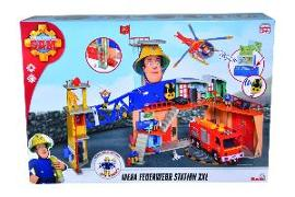 Cover-Bild zu Feuerwehrmann Sam - Mega Feuerwehrstation XXL