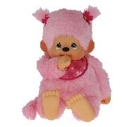 Cover-Bild zu MONCHHICHI Pink Sakura Girl 80cm