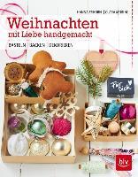 Cover-Bild zu Weihnachten mit Liebe handgemacht von Erhorn, Hanna Charlotte