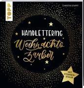 Cover-Bild zu Handlettering Weihnachtszauber von Stapff, Christin