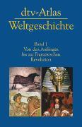 Cover-Bild zu dtv-Atlas Weltgeschichte von Hilgemann, Werner
