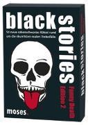 Cover-Bild zu Black Stories - Funny Death Edition 2 von Harder, Corinna