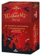 Cover-Bild zu Das Weihnachtsquiz von Köhrsen, Andrea (Idee von)