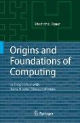 Cover-Bild zu Origins and Foundations of Computing von Bauer, Friedrich L.