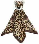 Cover-Bild zu Plüsch Schmusetuch Diinglisar Leopard