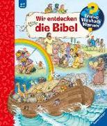 Cover-Bild zu Wir entdecken die Bibel von Erne, Andrea