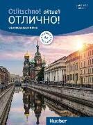 Cover-Bild zu Otlitschno! aktuell A2 / Kurs- und Arbeitsbuch + 2 Audio-CDs von Hamann, Carola