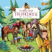 Cover-Bild zu Ponyschule Trippelwick - Teil 5: Da lachen ja die Ponys (Audio Download) von Mattes, Ellie