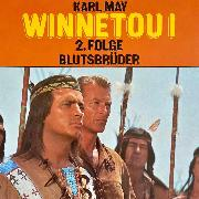 Cover-Bild zu Karl May, Winnetou I, Folge 2: Blutsbrüder (Audio Download) von May, Karl