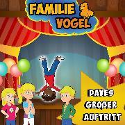 Cover-Bild zu Daves großer Auftritt (Audio Download) von Vogel, Familie