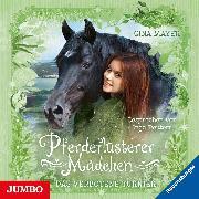 Cover-Bild zu Pferdeflüsterer-Mädchen. Das verbotene Turnier (Audio Download) von Mayer, Gina