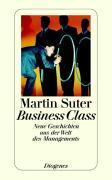 Cover-Bild zu Business Class von Suter, Martin