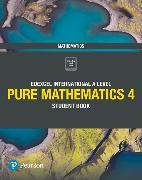 Cover-Bild zu Pearson Edexcel International A Level Mathematics Pure 4 Mathematics Student Book von Skrakowski, Joe