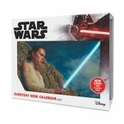 Cover-Bild zu Star Wars Tagesabreißkalender 2022 von Heye (Hrsg.)