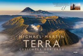 Cover-Bild zu Terra - Gesichter der Erde von Martin, Michael