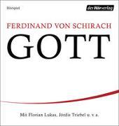 Cover-Bild zu GOTT von Schirach, Ferdinand von