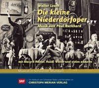 Cover-Bild zu Die kleine Niederdorfoper von Rüeger, Max