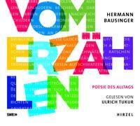 Cover-Bild zu Vom Erzählen von Bausinger, Hermann