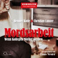 Cover-Bild zu Mordsarbeit von Lunzer, Christian
