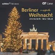 Cover-Bild zu Berliner Weihnacht a cappella