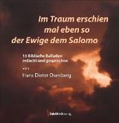 Cover-Bild zu Im Traum erschien mal eben so der Ewige dem Salomo von Osenberg, Hans Dieter