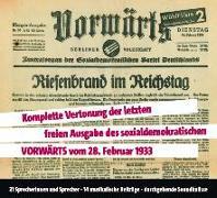 Cover-Bild zu Vorwärts von Karmers, Andreas (Hrsg.)