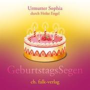 Cover-Bild zu GeburtstagsSegen von Engel, Heike