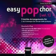 Cover-Bild zu easy pop chor [vol. 1] - CD