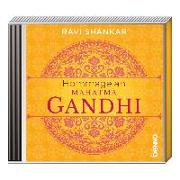 Cover-Bild zu Hommage an Mahatma Gandhi von Shankar, Ravi