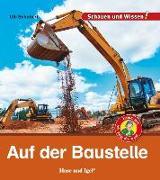 Cover-Bild zu Auf der Baustelle von Schubert, Ulli