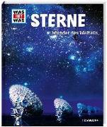 Cover-Bild zu WAS IST WAS Band 6 Sterne. Wunder des Weltalls von Baur, Manfred
