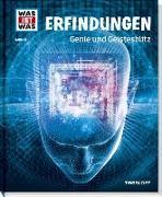Cover-Bild zu WAS IST WAS Band 35 Erfindungen. Genie und Geistesblitz von Dr. Baur, Manfred