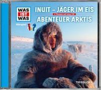 Cover-Bild zu WAS IST WAS Hörspiel-CD: Jäger im Eis/ Abenteuer Arktis von Baur, Manfred