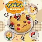 Cover-Bild zu Das Pokémon Kochbuch: Einfache Rezepte, die Spaß machen! von Kudo, Maki