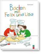 Cover-Bild zu Backen mit Felix und Lisa von Speck, Brigitte