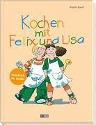 Cover-Bild zu Kochen mit Felix und Lisa von Speck, Brigitte