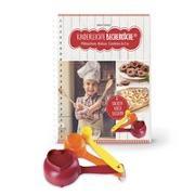 Cover-Bild zu Kinderleichte Becherküche - Plätzchen, Kekse, Cookies & Co von Wenz, Birgit