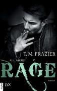Cover-Bild zu All About Rage (eBook) von Frazier, T. M.