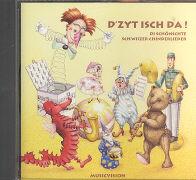 Cover-Bild zu D'Zyt isch da! von Frey, Toby (Zusammengest.)