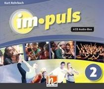 Cover-Bild zu im.puls 2 - 4 Audio-CDs. Ausgabe Deutschland und Schweiz von Lobgesang, Ben