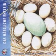 Cover-Bild zu Das hässliche Entlein. CD