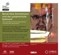 Cover-Bild zu Bernd Alois Zimmermann und das symphonische Spätwerk von Wiesemann, Mirjam