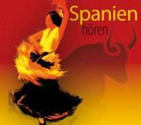 Cover-Bild zu Spanien hören von Hinz, Antje