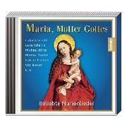 Cover-Bild zu CD »Maria, Mutter Gottes«