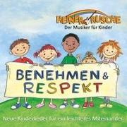 Cover-Bild zu Benehmen & Respekt von Rusche, Heiner
