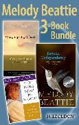Cover-Bild zu Melody Beattie 3 Title Bundle: Author of Codependent No More and Three Other Bes (eBook) von Beattie, Melody