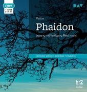 Cover-Bild zu Phaidon (1 mp3-CD) von Platon