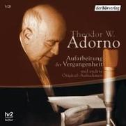 Cover-Bild zu Aufarbeitung der Vergangenheit von Adorno, Theodor W.