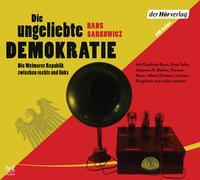 Cover-Bild zu Die ungeliebte Demokratie von Sarkowicz, Hans